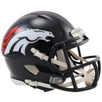Riddell (リデル) NFLレプリカ ミニヘルメット (Speed Mini Helmet) デンバー・ブロンコス