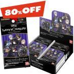 ディズニー ツイステッドワンダーランド メタルカードコレクション2 パックVer. 1BOX 20パック入り キャラクター グッズ