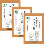 有機栽培 グァバ茶 2g×40包 お得な3個セット  国産(鹿児島産) 残留農薬・放射能検査済