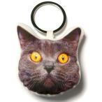猫 キーホルダー 71 ブリティッシュショートヘア  猫グッズ 雑貨 猫好き プレゼント ネコ ねこ 猫雑貨 グッズ アニマル 動物 好き