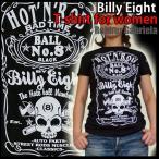 [Billy Eight]レディース Tシャツ・BAD TIME (半袖)