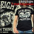 [Billy Eight]レディース Tシャツ・LOVE ROCK (半袖)