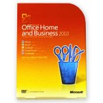 Microsoft Office Home and Business 2010 製品版 開封品