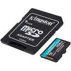 Kingston GO! Plus Works for Meizu M6 256GB MicroSDXC Canvas Card Verified b