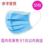 ほかの商品と同梱不可!マスク50枚入り 使い捨て 大人用 インフルエンザ 花粉症対策 飛沫防止