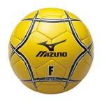 ◆◆ <ミズノ> MIZUNO フットサルボール(検定球) 12OF340 (45:イエロー×ブラック)