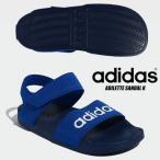 送料無料 定形外発送 即納可☆ 【adidas】アディダス ADILETTE SANDAL K キッズ 子供靴 サンダル シューズ EG2133