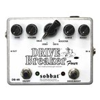 Sobbat/Effector DRIVE Breaker DB-4R ブースター / オーバードライブ / ディストーション【ソバット】