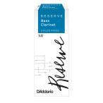 D'Addario Woodwinds/バスクラリネット用リード ダダリオレゼルヴ【ダダリオ ウッドウィンズ/RICO リコ】