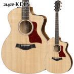 Taylor 214ce-Koa DLX エレクトリックアコースティックギター【テイラー】