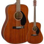 Fender CD-60S Dreadnought, Walnut Fingerboard, All-Mahogany【フェンダーアコースティックギター】