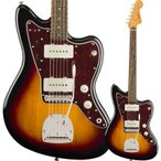 Squier by Fender Classic Vibe '60s Jazzmaster, Laurel Fingerboard, 3-Color Sunburst【スクワイア フェンダージャズマスター】