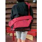 KLATTERMUSEN (クレッタルムーセン) KLATTERMUSEN  防水対策もOK  フェニア FENJA  Fenja Messenger bag バーントラセット
