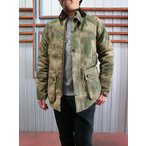 Barbour(バーブァー) Barbour バブアー MCA0332 GN51  Bedalle Slim Fit ビデイル スリムフィット Camo
