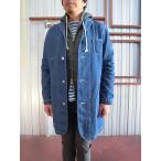 STUDIO ORIBE(スタジオオリベ) DELICIOUS(デリシャス) DJ0797 Engineer Coat エンジニアコート BLUE