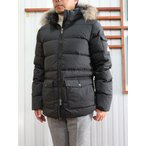 PYRENEX(ピレネックス)国内正規品 AUTHENTIC JACKET MAT オーセンティックジャケット BLACK