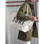 SUNNY SPORTS(サニースポーツ) SN17S056  PRINTED TOTE BAG  プリントトートバック SURF USA製