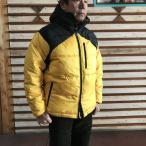 LAST CHANCE ラストチャンス 【SALE】EXTREME HOOD JACKET  中綿フーデッドジャケット Black/Yellow ブラックイエロー