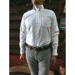 ショッピングINDIVIDUALIZED INDIVIDUALIZED SHIRTS USA製 Cambridge Ox White スタンダードフィットボタンダウンシャツ CAMBRIDGE OX