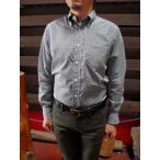 INDIVIDUALIZED SHIRTS(インディビジュアライズドシャツ) T8026 ギンガムチェック ボタンダウンシャツ スタンダードフィット