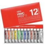 ホルベイン 透明水彩絵具セット 12色セット 2号チューブ 5ml HWC