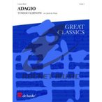 Yahoo!楽譜EXPRESS Yahoo!店[楽譜] アダージョ【ブリティッシュ・スタイル金管バンド】【DM便送料無料】(ADAGIO (Brass Band)《輸入楽譜》