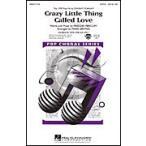 [楽譜] ドワイト・ヨーカム/愛という名の欲望(SAB: 混声三部合唱)【5,000円以上送料無料】(Dwight Yoakam - Crazy Little Thing Called Love)《輸入