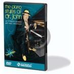 Yahoo!楽譜EXPRESS Yahoo!店[DVD] ドクター・ジョン/ドクター・ジョンのピアノスタイル(DVD2枚組)【DM便送料無料】(Piano Styles of Dr. John,The - 2-DVD Set)《輸入DVD》