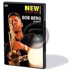 DVD ボブ バーグ クインテット ニュー モーニング ジュネーブ コンサート Bob Berg Quartet - New Morning  The Geneva Concert 輸入DVD