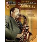 [楽譜] キャノン・ボール・アダレイ曲集(CD付)【DM便送料別】(Julian Cannonball Adderley)《輸入楽譜》