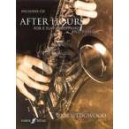 [楽譜] アルト・サクソフォーン曲集(アフター・アワーズ・シリーズ)【DM便送料別】(Pam Wedgwood - After Hours for E-Flat Alto Saxophone and Pia