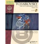 [楽譜] チャイコフスキー/バレエ組曲「くるみ割り人形」Op.71a(CD付)《輸入ピアノ楽譜》【DM便送料別】(Tchaikovsky - The Nutcracker Suite, Op.