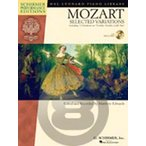 [楽譜] モーツァルト/変奏曲選集(CD付)《輸入ピアノ楽譜》【DM便送料別】(Mozart Selected Variations)《輸入楽譜》