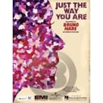 [楽譜] ブルーノ・マーズ/ジャスト・ザ・ウェイ・ユー・アー《輸入ピアノ楽譜》【5,000円以上送料無料】(Bruno Mars/Just the Way You Are)《輸入楽