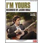 [楽譜] ジェイソン・ムラーズ/アイム・ユアーズ《輸入ピアノ楽譜》【5,000円以上送料無料】(Jason Mraz/I'm Yours)《輸入楽譜》