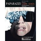 [楽譜] レディー・ガガ/パパラッチ《輸入ピアノ楽譜》【DM便送料別】(Lady Gaga/Paparazzi)《輸入楽譜》