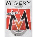 [楽譜] マルーン5/ミザリー《輸入ピアノ楽譜》【DM便送料別】(Maroon 5/Misery)《輸入楽譜》