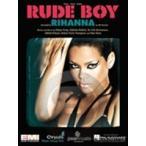 [楽譜] リアーナ/ルード・ボーイ《輸入ピアノ楽譜》【DM便送料別】(Rihanna/Rude Boy)《輸入楽譜》