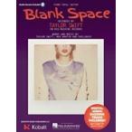 [楽譜] テイラー・スウィフト/ブランク・スペース【5,000円以上送料無料】(Taylor Swift/Blank Space)《輸入楽譜》