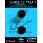 [楽譜] エド・シーラン/シェイプ・オブ・ユー《輸入ピアノ楽譜》【5,000円以上送料無料】(Ed Sheeran - Shape of You)《輸入楽譜》