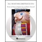 [楽譜] 恋人たちのクリスマス(マライア・キャリー)《輸入吹奏楽譜》【送料無料】(ALL I WANT FOR CHRISTMAS IS YOU)《輸入楽譜》