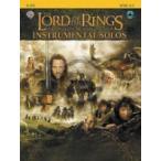 [楽譜] 「ロード・オブ・ザ・リング」ソロ・シリーズ(Flute,デモCD付)【DM便送料別】(Lord of the Rings Instrumental Solos,The)《輸入楽譜》