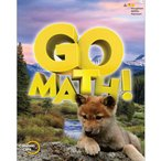 (最新版)Go Math! Student Edition Book G1(小学校1年生算数教科書)*解説・解答別売
