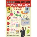 例解学習国語 漢字辞典バッグ ふせん付きセット    小学館