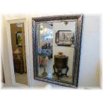 鏡 かがみ カガミ おしゃれ ミラー 姿見 壁掛け 大型   新品 アンティーク調 シンプルデザイン 木製 壁掛鏡 豪華 ドレッサー 卓上 スタンドミラー