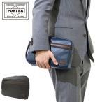 吉田カバン ポーター セカンドバッグ ポーチ 通勤ビジネス ビジネスバッグ ブレンド BLEND PORTER メンズ 192-03750
