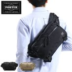 (PORTER ポーター)吉田カバン ポーター ポーター バッグ 吉田カバン ポーター ウエストバッグ ポーター クランカーズ PORTER KLUNKERZ 568-09706 吉田かばん
