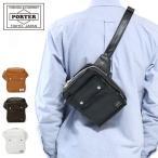 Waist Bag - (PORTER ポーター)PORTER 吉田カバン ポーター フリースタイル ウエストバッグ 707-07174