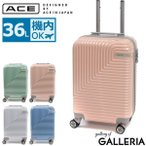 ACE DESIGNED BY ACE IN JAPAN スーツケース  エース デザインド バイ エース ECHO PULSE 機内持ち込み 36L Sサイズ 旅行 06276