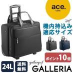 ショッピングエース セール30%OFF エースジーン ACEGENE EVL-2.5s キャリーケース スーツケース 2輪 24L 54591 (TSA 1日程度 機内持ち込み)